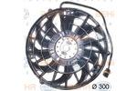 Wentylator kondensatora klimatyzacji HELLA 8EW 009 157-311 HELLA 8EW009157-311