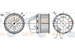 Wentylator kondensatora klimatyzacji HELLA 8EW351000-361
