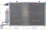 Chłodnica klimatyzacji - skraplacz HELLA  8FC 351 000-411-Foto 2