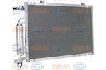 Chłodnica klimatyzacji - skraplacz HELLA  8FC 351 000-411-Foto 6