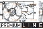 Wentylator chłodnicy silnika HELLA 8EW 351 040-311 HELLA 8EW351040-311