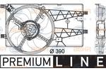Wentylator chłodnicy silnika HELLA 8EW 351 040-321 HELLA 8EW351040-321