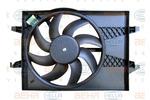 Wentylator chłodnicy silnika HELLA  8EW 351 043-661-Foto 3