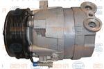 Kompresor klimatyzacji HELLA 8FK351102051
