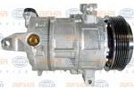 Kompresor klimatyzacji HELLA  8FK 351 105-051-Foto 3