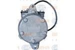 Kompresor klimatyzacji HELLA  8FK 351 107-571-Foto 3