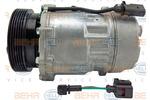 Kompresor klimatyzacji HELLA  8FK 351 125-751-Foto 7