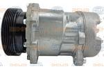 Kompresor klimatyzacji HELLA  8FK 351 125-751-Foto 3