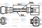 Kompresor klimatyzacji HELLA  8FK 351 125-751