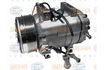 Kompresor klimatyzacji HELLA  8FK 351 133-031