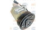 Kompresor klimatyzacji HELLA  8FK 351 135-911-Foto 5