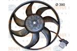 Wentylator chłodnicy silnika HELLA  8EW 351 150-134-Foto 2