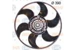 Wentylator chłodnicy silnika HELLA  8EW 351 150-134-Foto 3
