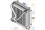 Parownik klimatyzacji HELLA  8FV 351 211-571