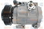 Kompresor klimatyzacji HELLA  8FK 351 272-281-Foto 4