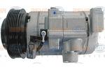 Kompresor klimatyzacji HELLA  8FK 351 272-281-Foto 9