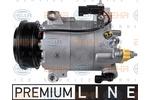 Kompresor klimatyzacji HELLA 8FK 351 272-361