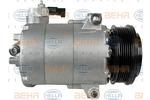 Kompresor klimatyzacji HELLA 8FK 351 272-361-Foto 4