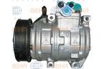 Kompresor klimatyzacji HELLA  8FK 351 273-431