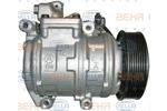 Kompresor klimatyzacji HELLA  8FK 351 273-431-Foto 5