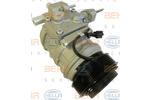 Kompresor klimatyzacji HELLA  8FK 351 273-941-Foto 3