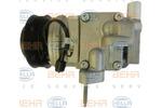Kompresor klimatyzacji HELLA  8FK 351 273-941-Foto 7