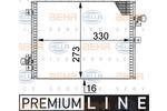 Chłodnica klimatyzacji - skraplacz HELLA 8FC 351 301-421 HELLA 8FC351301-421