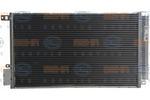 Chłodnica klimatyzacji - skraplacz HELLA  8FC 351 310-581-Foto 2