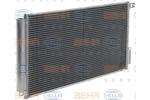 Chłodnica klimatyzacji - skraplacz HELLA  8FC 351 310-581-Foto 6