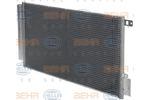 Chłodnica klimatyzacji - skraplacz HELLA  8FC 351 310-581-Foto 7