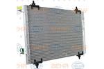 Chłodnica klimatyzacji - skraplacz HELLA 8FC 351 317-574-Foto 6