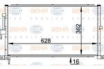 Chłodnica klimatyzacji - skraplacz HELLA  8FC 351 318-311