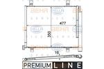 Chłodnica klimatyzacji - skraplacz HELLA  8FC 351 319-601