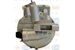 Kompresor klimatyzacji HELLA  8FK 351 322-011-Foto 3