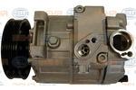 Kompresor klimatyzacji HELLA  8FK 351 322-011-Foto 4