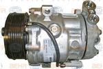 Kompresor klimatyzacji HELLA  8FK 351 334-321