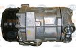 Kompresor klimatyzacji HELLA  8FK 351 334-321-Foto 4