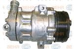 Kompresor klimatyzacji HELLA  8FK 351 334-321-Foto 5