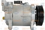 Kompresor klimatyzacji HELLA  8FK 351 339-231-Foto 6
