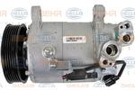 Kompresor klimatyzacji HELLA  8FK 351 339-231-Foto 8