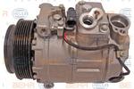 Kompresor klimatyzacji HELLA  8FK 351 340-901
