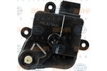 Silnik krokowy klimatyzacji i nawiewu HELLA  6NW 351 345-161-Foto 5