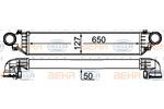 Chłodnica powietrza doładowującego - intercooler HELLA 8ML 376 776-354 HELLA 8ML376776-354