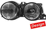 Reflektor HELLA 1DL005930-091