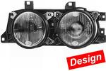 Zestaw reflektora głównego HELLA 1DL 006 020-801 HELLA 1DL006020-801