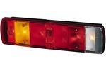 Szkło lampy tylnej zespolonej HELLA  9EL 152 884-001 (Z lewej) (Z prawej)