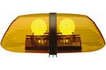 Szkło światła ostrzegawczego obrotowego HELLA 9EL 861 912-001 HELLA  9EL 861 912-001 (Z lewej)