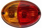 Lampa tylna zespolona HELLA 2SD 343 130-017 HELLA  2SD 343 130-017 (Z lewej) (Z prawej)