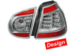 Zestaw lampy tylnej HELLA 2VP009500-811 HELLA  2VP009500-811