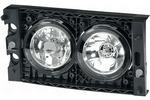 Lampa przednia HELLA  1PE 965 410-121 (Z prawej)